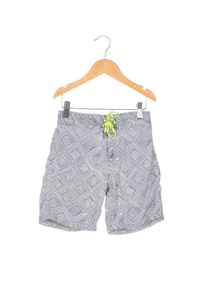 CREWCUTS Printed Swim Trunks