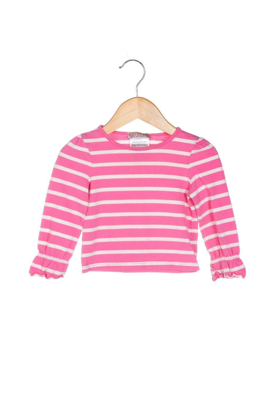 JUICY COUTURE Striped Shirt