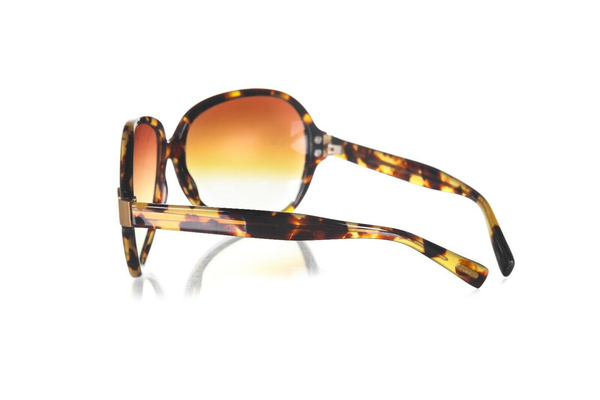 OLIVER PEOPLES Leyla Oversized Sunglasses - angled view