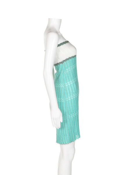 M MISSONI Strapless Knit Dress - side view