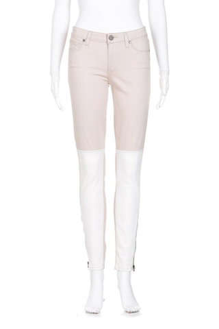 PAIGE Serenity Cara Color Block Jeans