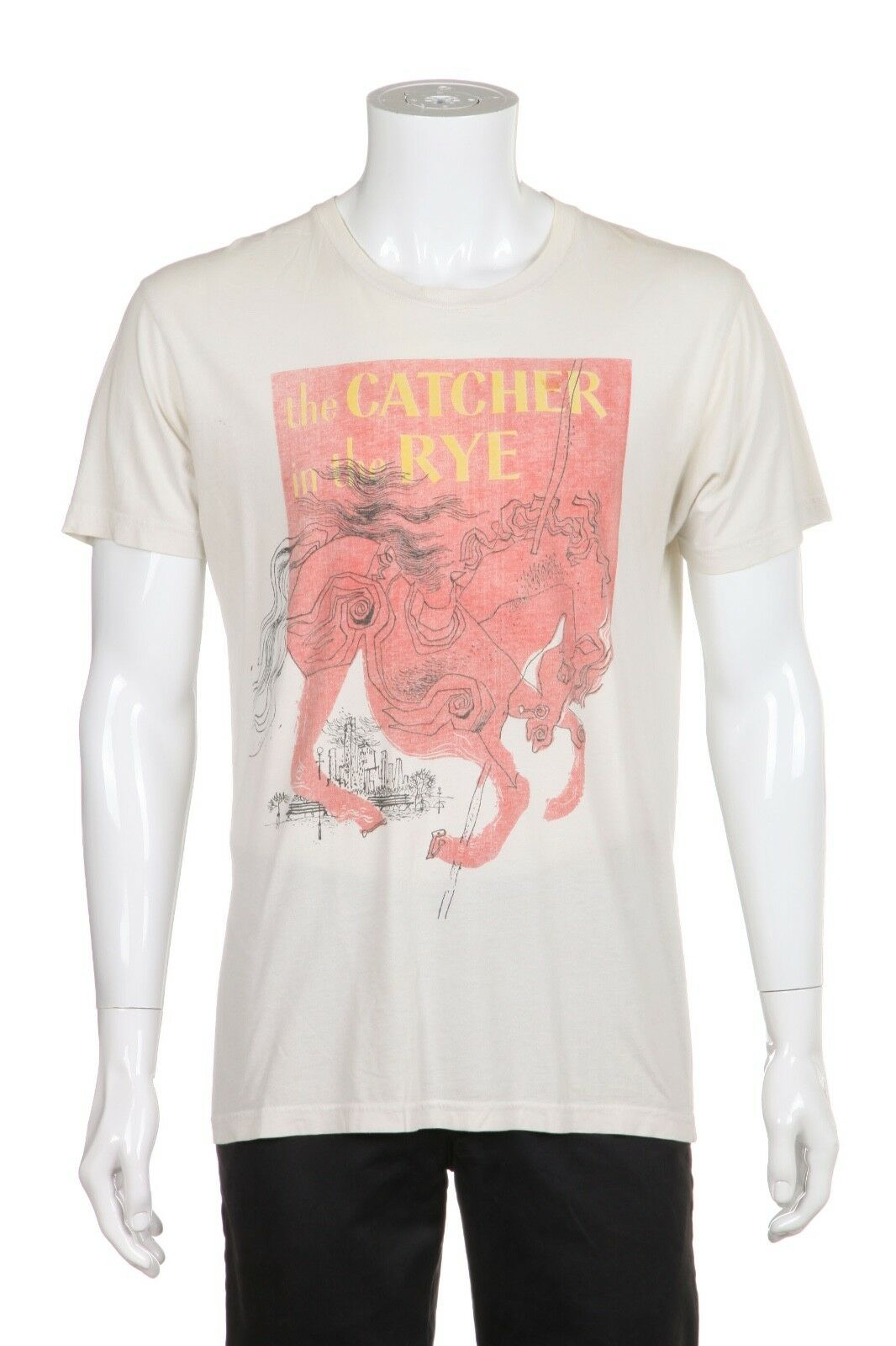 OUT OF PRINT CLOTHING The Catcher in the Rye Graphic Tee