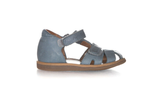 POM D'API Leather Strap Sandals