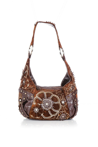 KIPPYS Coronado Embellished Shoulder Bag