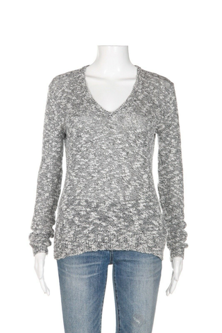 THEORY Marled Knit Sweater