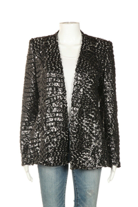 ZARA Sequins Jacket Size M