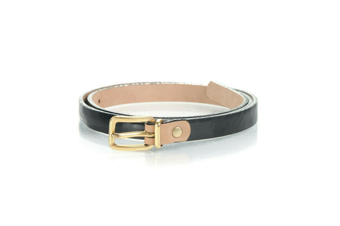J. CREW Skinny Leather Belt