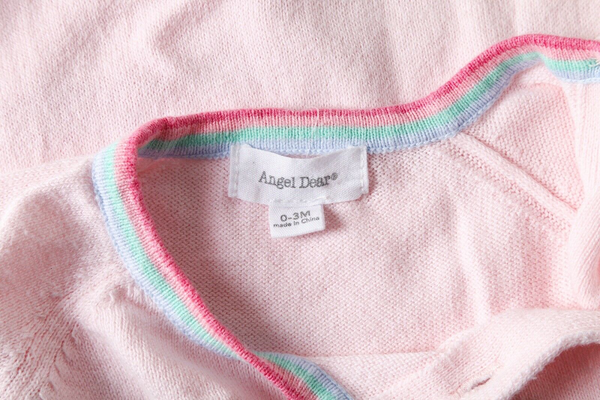 ANGEL DEAR Unicorn Romper - designer tag