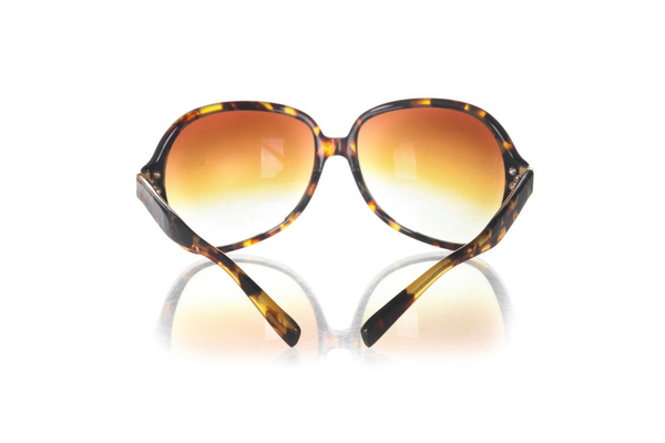 OLIVER PEOPLES Leyla Oversized Sunglasses - back view
