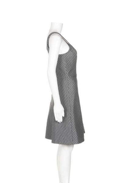 THEORY Trekana Circuit Knit Dress - side view
