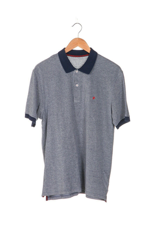 CH CAROLINA HERRERA Collared Polo Shirt
