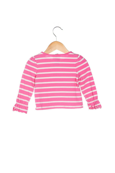 JUICY COUTURE Striped Shirt - back view