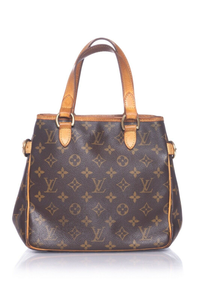 LOUIS VUITTON Monogram Batignolles PM Handbag