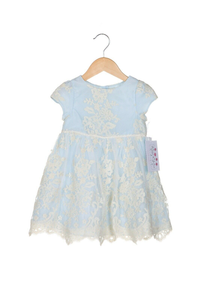 PIPPA & JULIE Lace Babydoll Dress