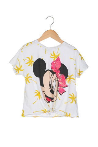 ZARA Disney Minnie Mouse Shirt