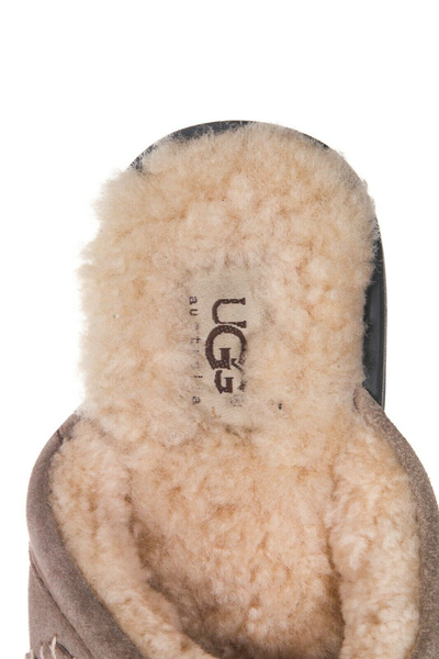 UGG Leather Solvang Clogs - insole