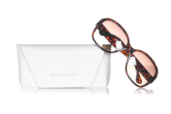 MICHAEL KORS Sophia Oversized Sunglasses - with leather case
