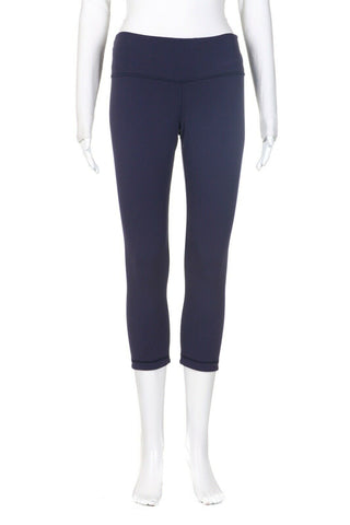 LULULEMON Wunder Under 21'' Yoga Pants Size 6