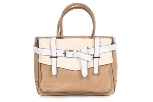 REED KRAKOFF Structured Leather Bag