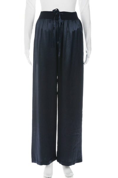 PJ HARLOW Satin Jolie Lounge Pants Size S (New)