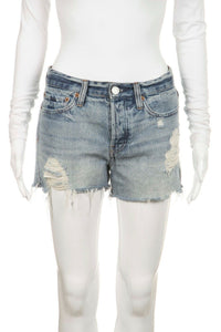 BDG Distressed Denim Shorts Tomgirl Size 24