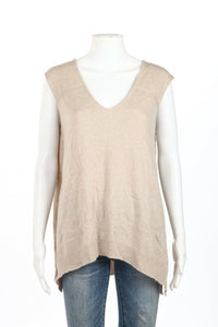 THE ROW Oversized Knit Top Size S