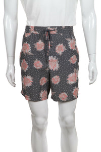 INSIGHT Paradiso Swim Trunks Floral Size 38