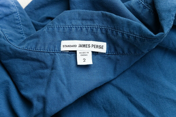 STANDARD JAMES PERSE Button Down Shirt Size 2 (M)