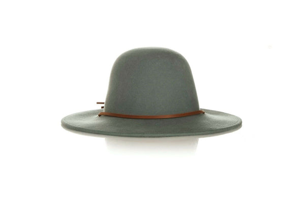 BRIXTON Tiller Hat With Amish Strap Size M