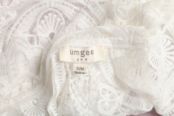 UMGEE Lace Open Top Size S/M