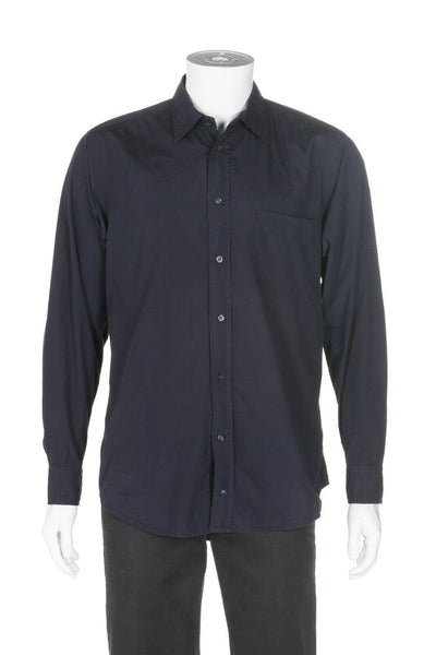 ZEGNA SPORT Men's Button Down Shirt Size M