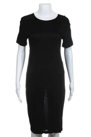 STELLA MCCARTNEY Short Sleeve T-Shirt Dress Size 40 (S)