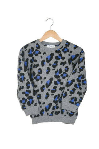 JOAH LOVE Bowie Cheetah Sweater