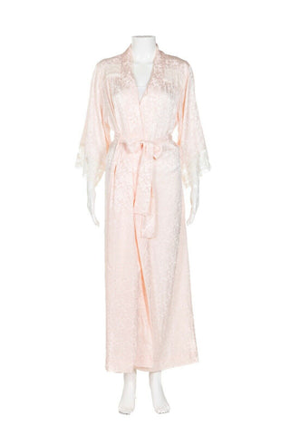CHRISTIAN DIOR Vintage Satin Robe