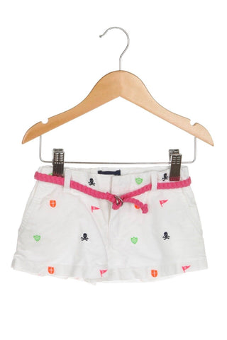 RALPH LAUREN Embroidered Shorts Size 4T