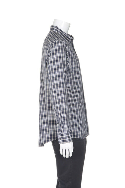 MICHAEL KORS Plaid Dress Shirt - side view