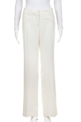 MICHAEL KORS Gramercy Fit Pleated Dress Pants Size 6