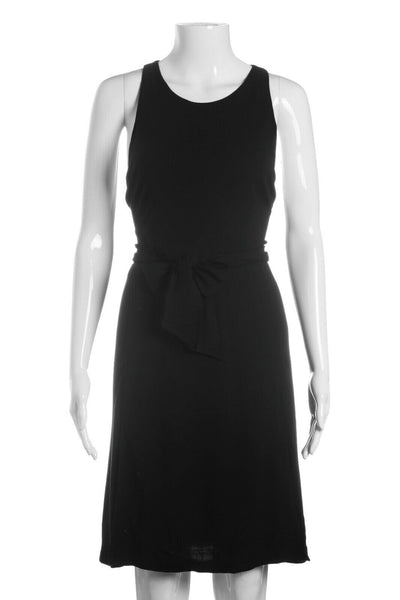 RAQUEL ALLEGRA Racerback Belt Dress Size 1 (XS)
