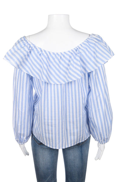 SANCTUARY Off Shoulder Shirt Size M (New)