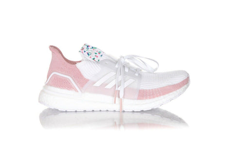ADIDAS Ultra Boost 19 Floral Sneakers Size 10 (New)