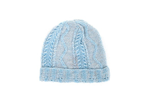 MISSONI Mohair Knit Beanie Hat