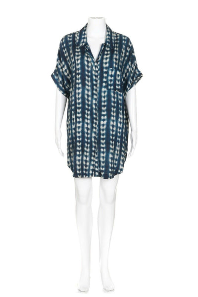 TORI PRAVER Shirt Dress Size XS