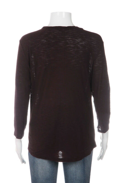 STANDARD JAMES PERSE 3/4 Sleeve Tee Size 2 (M)