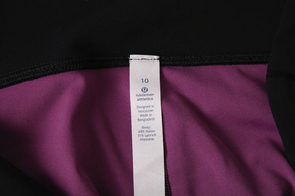 LULULEMON Wunder Under Leggings Size 10 (New)