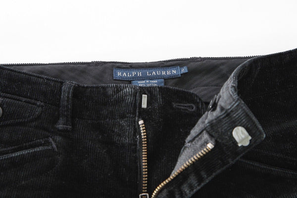 RALPH LAUREN Blue Label Corduroy Jodhpur Pants Size 2