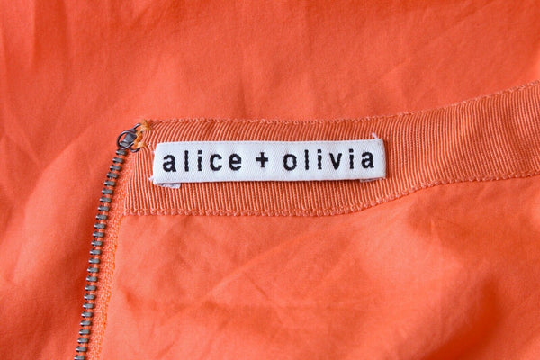 Alive + Olivia Mini Pleated Skirt - designer tag