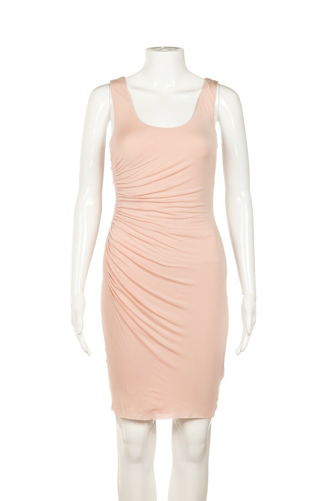 BAILEY 44 Ruched Bodycon Dress Size S