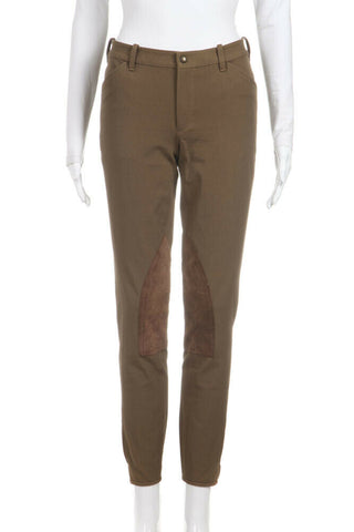 RALPH LAUREN Blue Label Jodhpur Skinny Pants Size 6