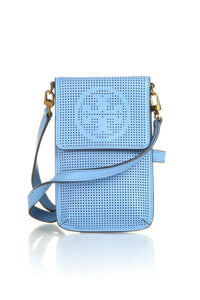 TORY BURCH Perforated Phone Crossbody Bag