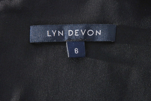 LYN DEVON Floral Dress Size 6